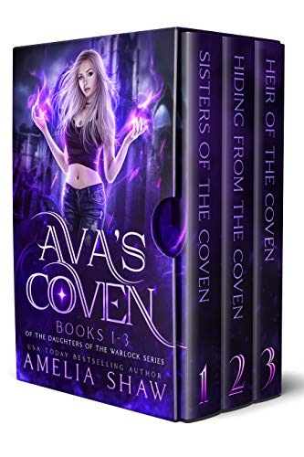 Ava's Coven: A paranormal fantasy series that you won't be able to put down. (Daughters of the Warlock box-sets Book 1) (English Edition)