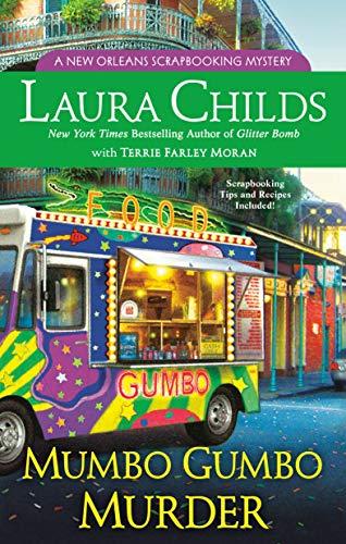 Mumbo Gumbo Murder (A Scrapbooking Mystery Book 16) (English Edition)