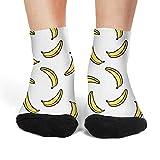 バナナバナナ スポーツ用 女性ショートソックス ランニング消臭 吸汗高級綿