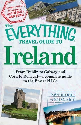 The Everything Travel Guide to Ireland: From Dublin to Galway and Cork... - 51si9L1j52L
