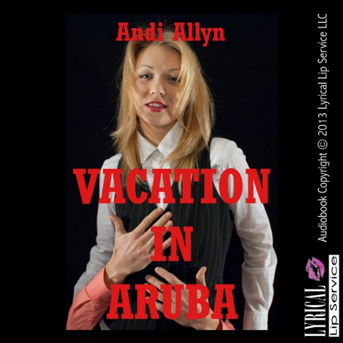 Vacation in Aruba audiobook cover art