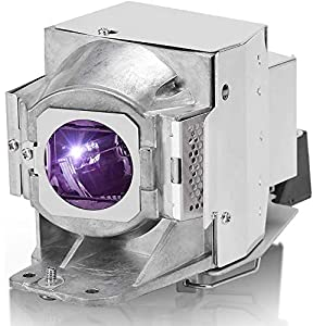 Aimdio 5J.J7L05.001 W1070 Projector Replacement Lamp Bulb for Benq W1070 W1080ST+ W1080ST W1070+ TH681 MH680 TH682ST TH681 TH680 MH630 HT1085ST HT1075 i700