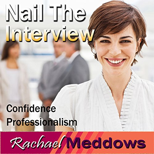 Nail the Interview Hypnosis audiobook cover art