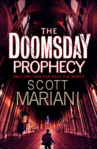 The Doomsday Prophecy (Ben Hope, Book 3) by [Scott Mariani]
