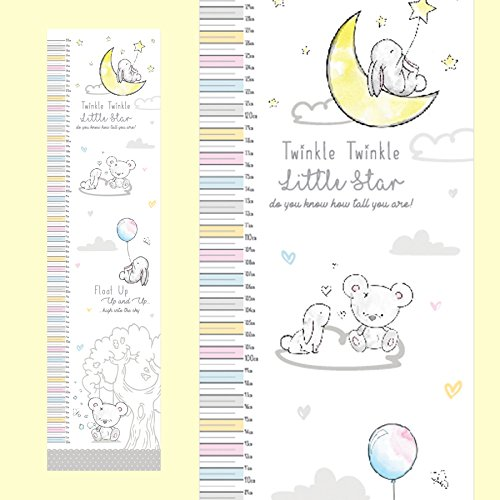 câlins & Kisses bébé hauteur TABLEAU - Dimensions de 50cm to 130cm