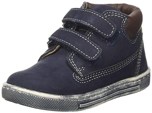 Chicco Carino, Desert Boots garçon, Bleu, 22 EU