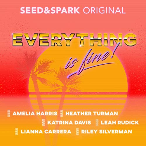 Everything Is Fine: Various Artists cover art