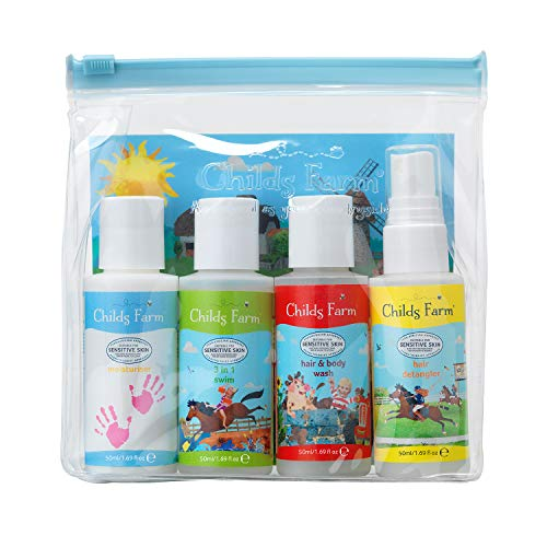 Childs Farm Bade-Set Little Essentials, 4 x 50 ml