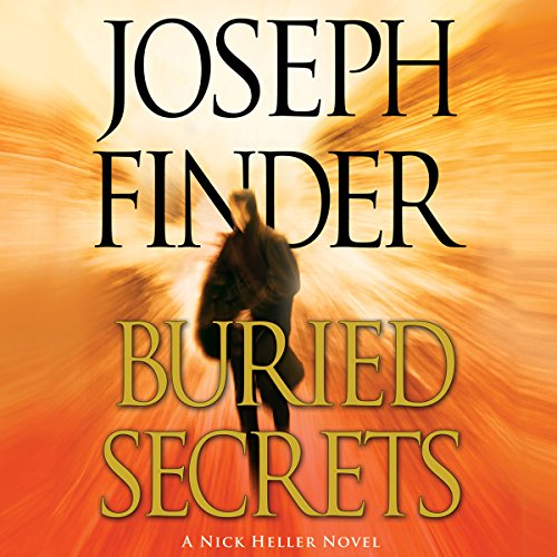 Couverture de Buried Secrets