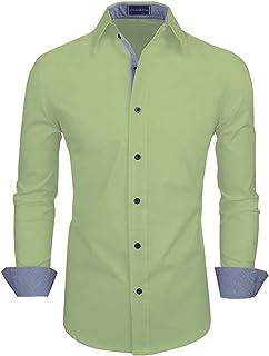 Zombom Men's Regular Fit Shirt
