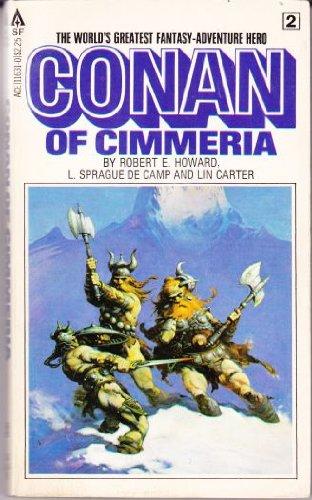 Conan 02/of Cimmeria 0441116310 Book Cover