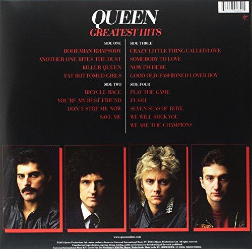 Queen – Greatest Hits (Remastered 2011) (2lp) [Vinyl LP] - 2