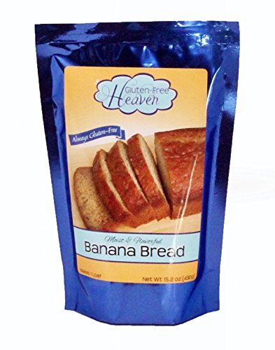 Gluten-Free Banana Bread Mix