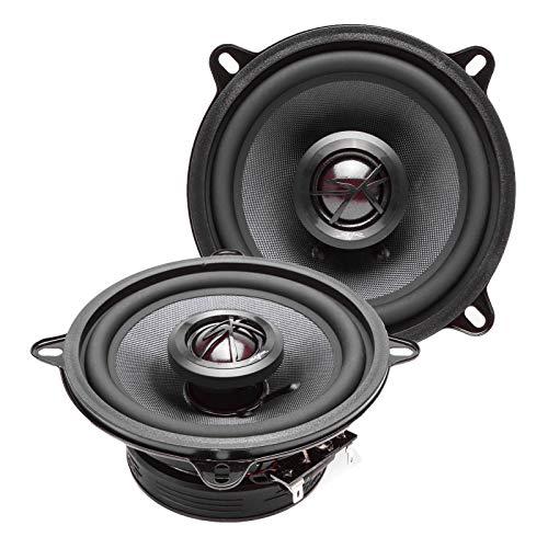 Skar Audio TX525 5.25' 160 Watt 2-Way Elite Coaxial Car Speakers, Pair