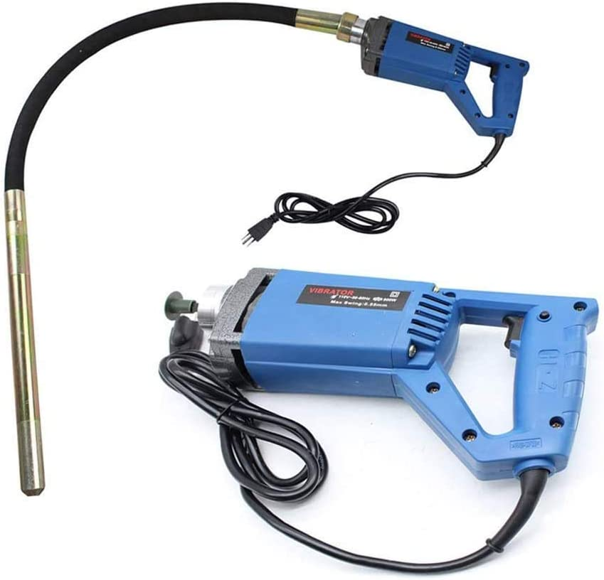 Wanlecy 800W Electric Concrete Vibrator Shaf 今だけ限定15%OFFクーポン発行中 3.9Ft Tool Power w 贈与