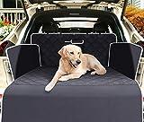 Pecute Funda para Maletero de Coche para Perros 205 x 135 cm Impermeable & Antideslizante Protector para Maletero de Coche, Universal para SUV, Camión, Transportar y Viaje
