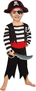 3t pirate costume