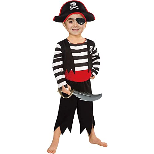 4cfd0c01d2d75 Pirate Costumes for Kids: Amazon.co.uk