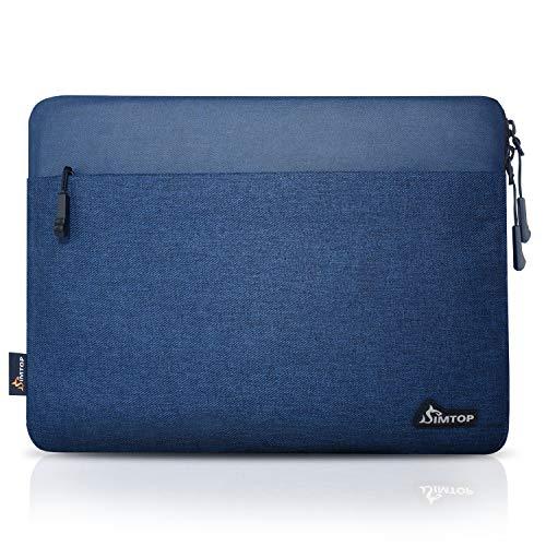 SIMTOP - Funda protectora para portátil MacBook Pro de 13 pulgadas, compatible con MacBook Air de 13,3 pulgadas, modelo A1369 A1466, MacBook Pro de 13 pulgadas, color azul