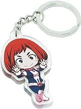 My Hero Academia (Boku no Hero Academia) Popular Anime Manga Series Acrylic Key Chain Ring (Ochako Uraraka)
