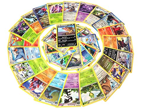 1000 assorted pokemon cards - 6