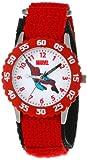 Marvel Kids' W000104 'Spider-Man Time Teacher' Stainless Steel Watch