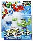 Marvel Super Hero Mashers Micro Series 2 Hulk 2 Action Figure by Marvel