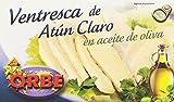 Orbe - Ventresca de atún claro en aceite de oliva - - 72 g