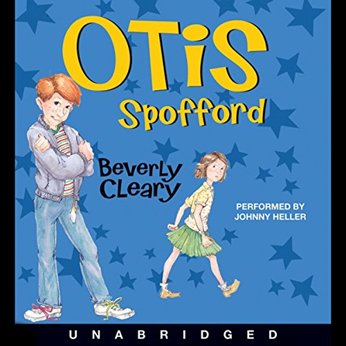 Otis Spofford audiobook cover art