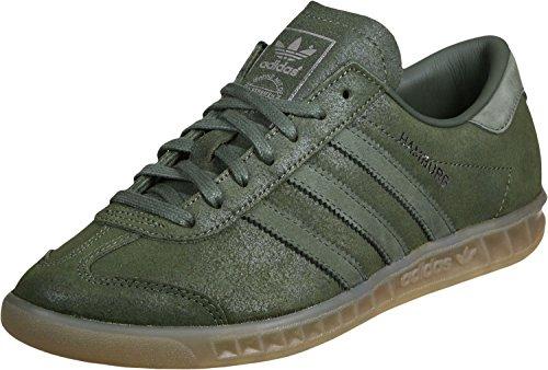 Zapatillas deportivas Hamburg para hombre, de Adidas, color Verde, talla 36 2/3 EU