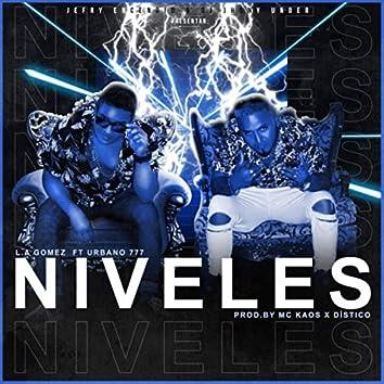 Niveles (feat. Urbano 777)