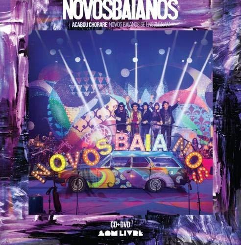 Novos Baianos - Novos Baianos - Acabou Chorare - Novos B