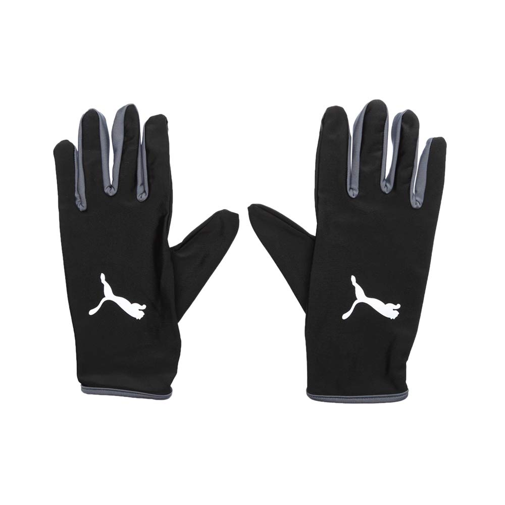 PUMA Handschuhe PR Performance Gloves, Black-Turbulence, M/L, 041039 01