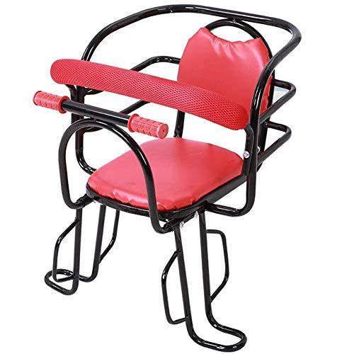 wangt kinderfietsendrager kinderzitje achterbank fiets verdikking kinderzitje achterbank baby stoelen met veiligheidsgordel en pedaal