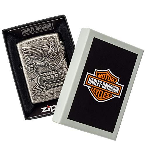 Zippo Harley-davidson Hdp-28