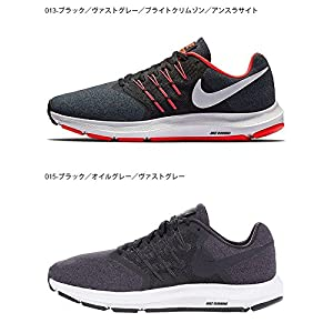 Nike Men's Swift Running Shoe, Gunsmoke/Black - White, 9 Regular US