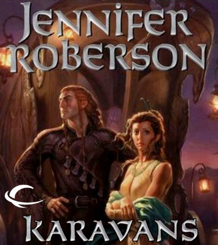 Karavans audiobook cover art