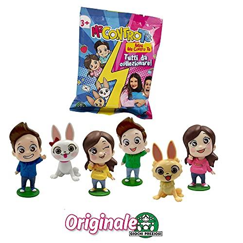 Me Contro Te-Giochi Preziosi-Mini Figuras de 6 cm, Multicolor MEC12010