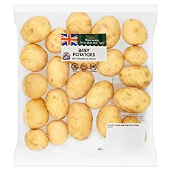 Morrisons Baby Potatoes, 1 kg