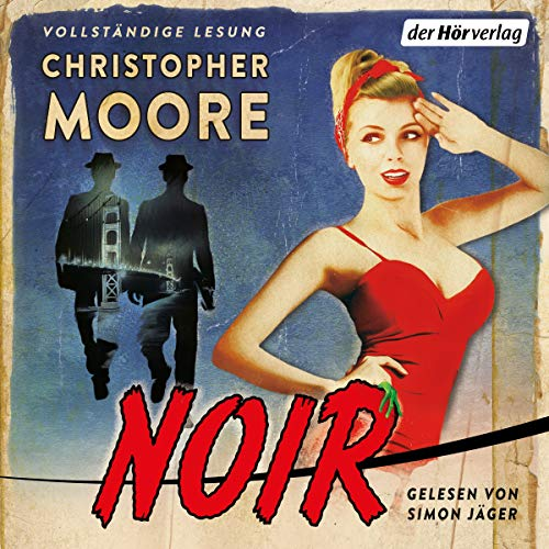 Noir audiobook cover art