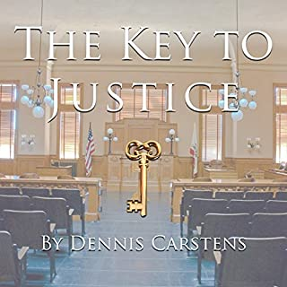 The Key to Justice audiobook cover art