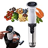 INNOKA Sous Vide Cooker Thermal Immersion Circulator w/Digital Display LED Touch Screen, Accurate...