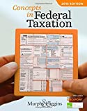 """Concepts in Federal Taxation 2015 (with H&R Block""""¢ Tax Preparation Software CD-ROM and RIA Checkpoint 1 term (6 months) Printed Access Card)"""