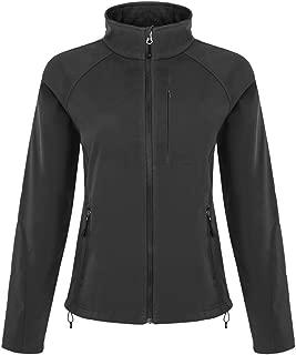 LA Police Gear Women Soft Shell Raglan Sleeve Fleece Operator Jacket