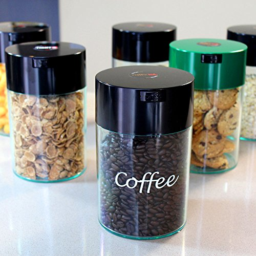 The Ultimate Vacuum Sealed Coffee Container