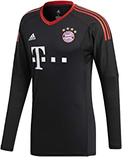 db6c7972a5a598 adidas FC Bayern Monaco H GK JSY, Maglietta da Calcio Uomo