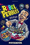 Notebook: Rebel Pebbles , Journal for Writing, College Ruled Size 6