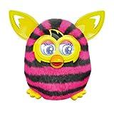 Hasbro A4337 Furby Boom - Mascota electrónica (habla en inglés), diseño de rayas