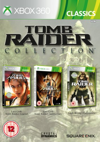 Tomb Raider Legend/Anniversary And Underworld Triplepack [Importación Inglesa]