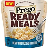 Prego Ready Meals, Creamy Three Cheese Alfredo Rotini, 9 Ounce